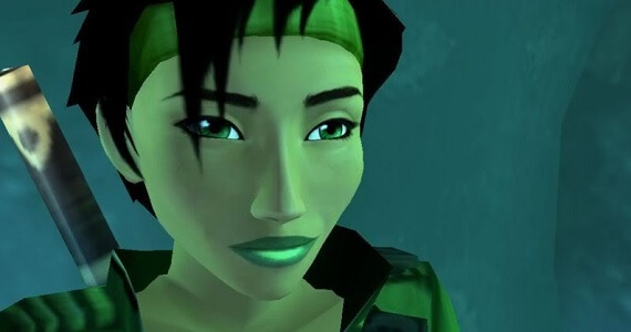 Jade in 'Beyond Good and Evil'