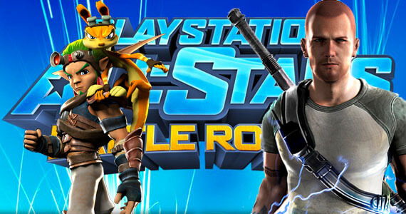 Cole MacGrath and Jak Join 'PlayStation All-Stars Battle Royale'