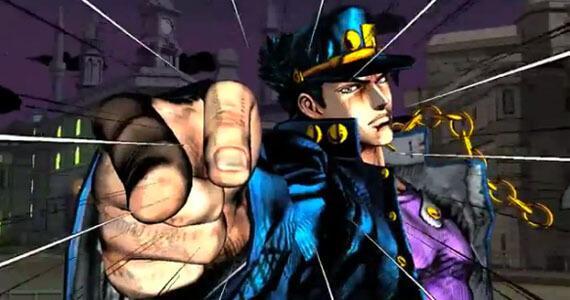 Namco Bandai's Secret Game is 'JoJo's Bizarre Adventure All Star Battle'