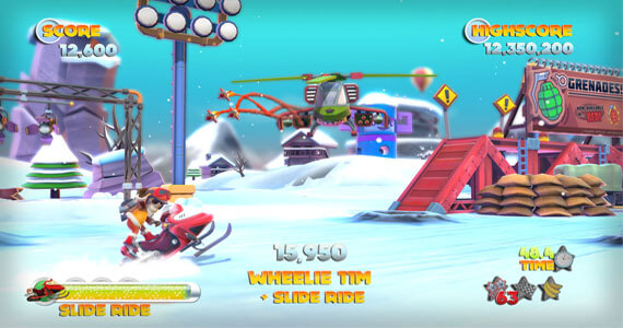 'Joe Danger 2 The Movie' Jumping onto PS3
