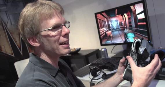John Carmack Joins Oculus VR