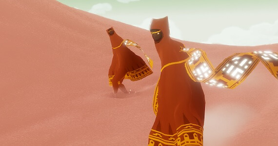 Journey Bankrupted thatgamecompany
