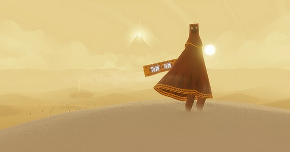 Official 'Journey' Trophy List; Thatgamecompany Seeks 'Bigger Audience'