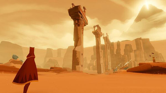 Journey PS3 thatgamecompany