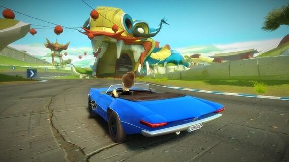 Joy Ride Turbo Environments