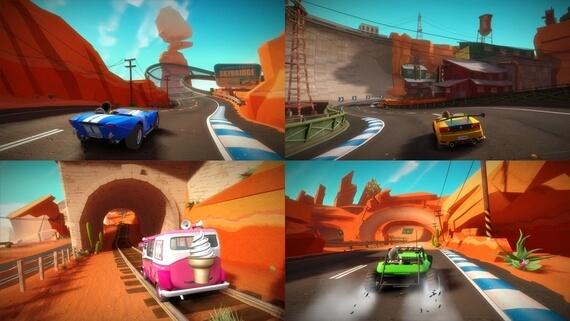 Joy Ride Turbo Multiplayer