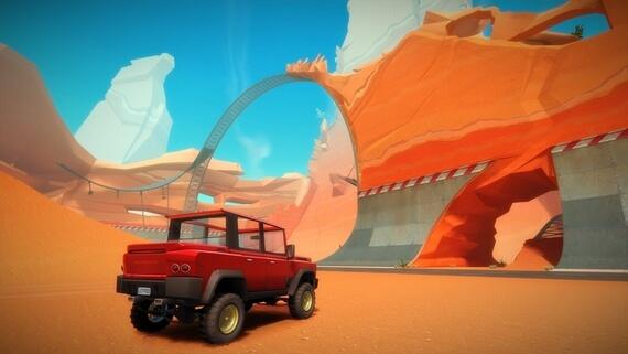 Joy Ride Turbo Stunt Park