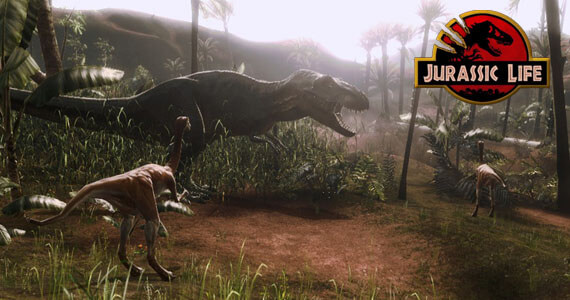 'Jurassic Life' Mod May Be the Dinosaur Game Fans Want