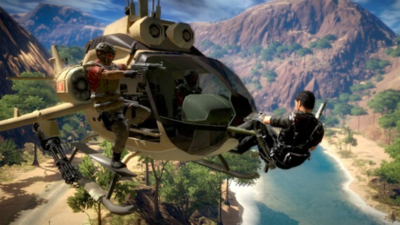 Just Cause 2 Will Not Support Windows XP