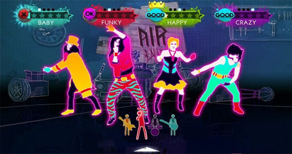 Just Dance 3 Kinect Multiplayer