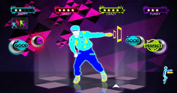 Just Dance 3 Kinect
