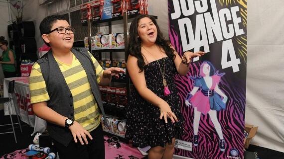 Just Dance 4 Celebrities