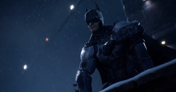 Kevin Conroy Outs Another 'Arkham' Game, Won't Be Voicing 'Origins' Batman