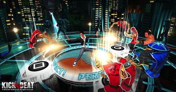 KickBeat Review - Gameplay