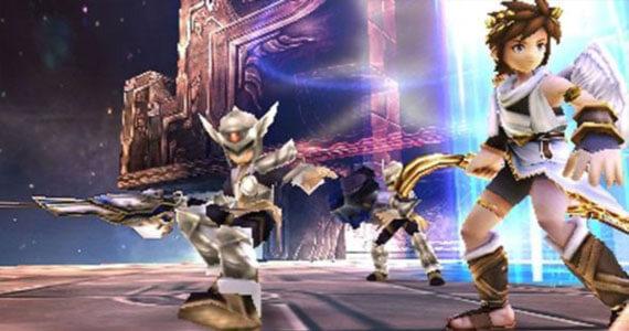 Kid Icarus: Uprising Light vs. Dark Multiplayer