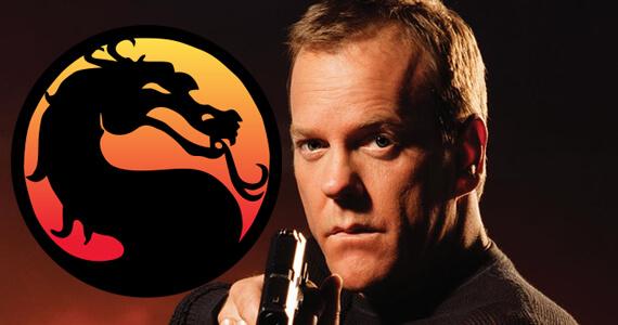 Kiefer Sutherland Mortal Kombat