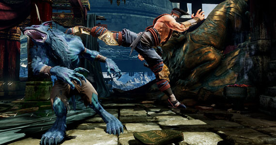 'Killer Instinct' Patch Swaps Sabrewulf in as Free Character