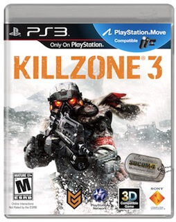 Killzone 3 Includes SOCOM 4 Beta