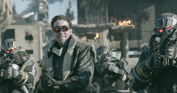 PS4 Music Video 'Perfect Day' Features Live-Action 'Killzone' & 'DriveClub'