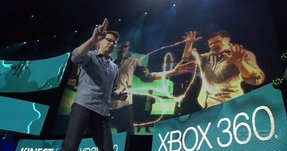 Kinect Fun Labs E3 2011