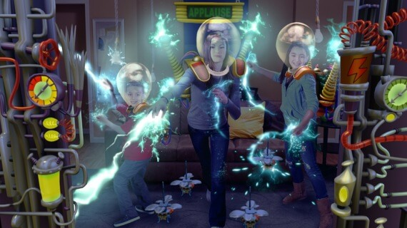 'Kinect Party' Review