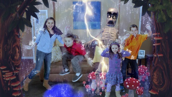 Kinect Party Multiplayer