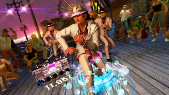 Kinect Review Dance Central