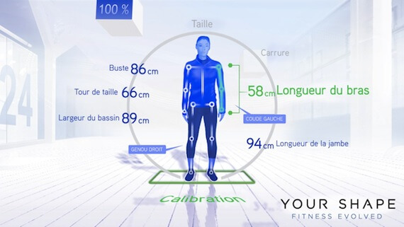 Kinect Review Your Shape Fitness