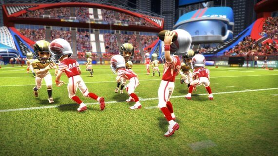 Kinect Sports Season Two Football (Review)