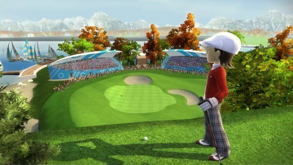 Kinect Sports Season Two Golf (Review)