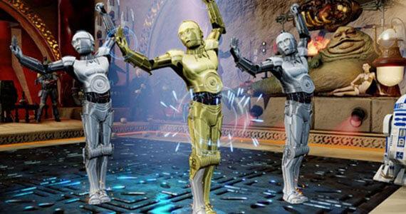 'Kinect Star Wars' Achievements List & Gameplay Walkthrough