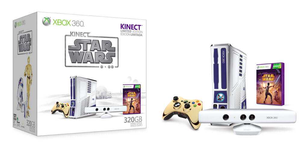 Kinect Star Wars: Release Date & New Features