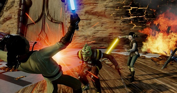 'Kinect: Star Wars' Review