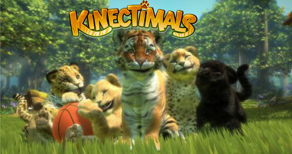 Kinectimals Review