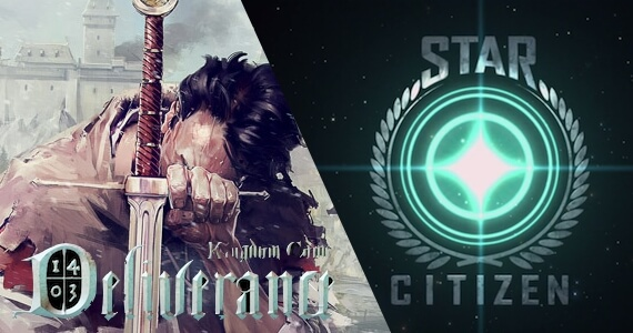 'Star Citizen' Team & 'Kingdom Come' Devs Enter Unofficial Partnership