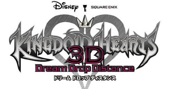 Kingdom Hearts 3D Square Enix Booth Impressions E3 2012