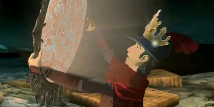 'King's Quest' Mixes Platforming With Old-School Adventure