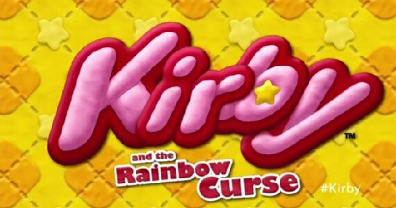'Kirby and the Rainbow Curse' Coming to Wii U in 2015