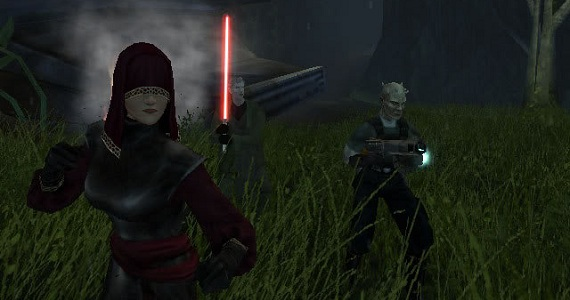 'Knights Of The Old Republic' Collection Appears On Amazon