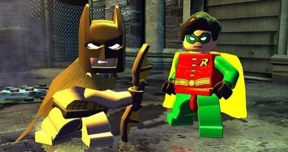 Rumor Patrol: 'LEGO Batman 2: DC Super Heroes' Coming in 2012