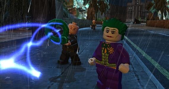 LEGO Batman 2 Review - Villains