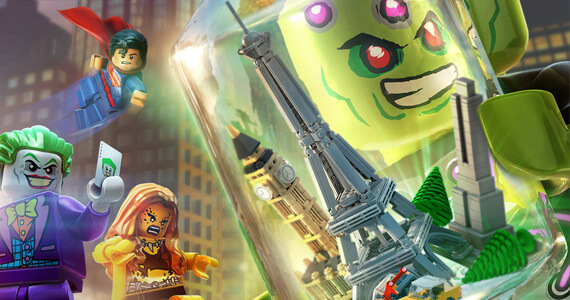 'LEGO Batman 3 (Brainiac)