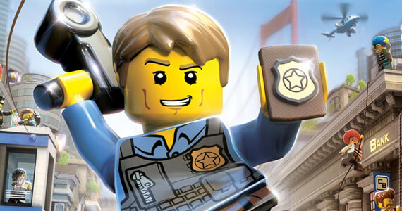 'LEGO City: Undercover' Review