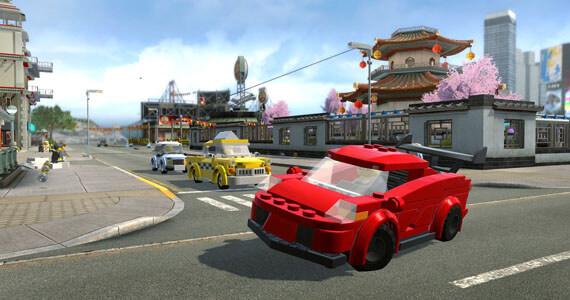 LEGO City Undercover Screenshots