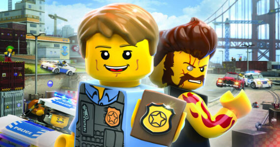 'LEGO City Undercover: The Chase Begins' Review