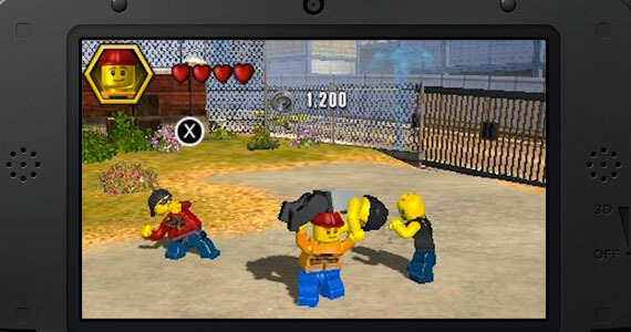 LEGO City Undercover: The Chase Begins 3DS Review