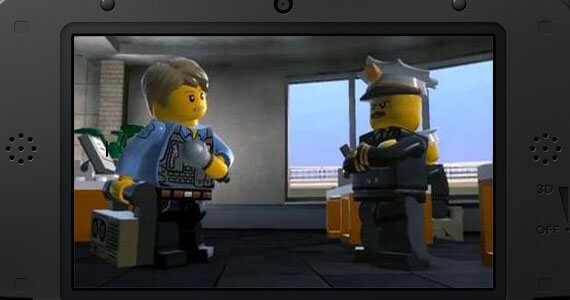 LEGO City Undercover The Chase Begins Review