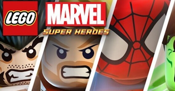 Warner Bros. Announces 'LEGO Marvel Super Heroes'; Releasing This Fall