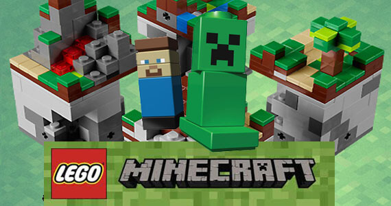 LEGO 'Minecraft' Set Coming this Summer