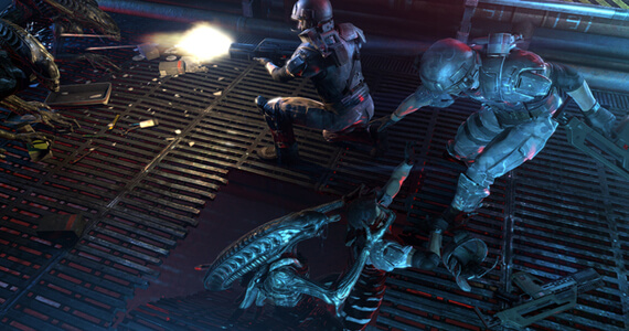 A Large Amount of 'Aliens: Colonial Marines' Details